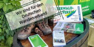 Austritt aus dem Deutschen Wanderverband