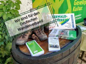 Aktuelles zum Deutschen Wanderverband